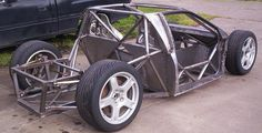 Pennock's Fiero Forum - Pontiac Fiero appreciation thread (by fierosound) Fiat Uno, Pontiac Fiero, Diy Go Kart, Tube Chassis, Porsche 914, Drifting Cars, Diy Car, Mini Bike, Modified Cars
