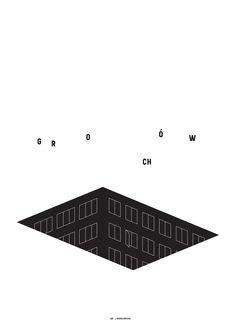 Edgar Bąk's Posters for Warsaw's Nowy Teatr – Design Graphisches Design, Buch Design, Game Design, Layout Design, Stand Design, Clean Design, Banner Design, Graphic Design Posters, Graphic Design Illustration
