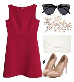 Без названия #786 by sabina-127 on Polyvore featuring мода, Kate Spade, Style & Co. and Le Specs