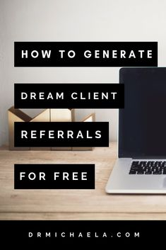 No budget, but still want to generate referrals for your health/wellness business? This post has 3 super-simple and actionable ideas for you! SO HELPFUL! Business Entrepreneur, Business Marketing, Email Marketing, Business Tips, Online Business, Creative Business, Affiliate Marketing, Sales Tips, Content Marketing Strategy