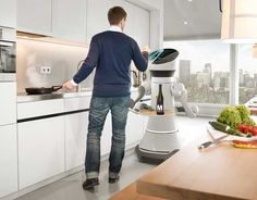 Care-O-bot 4 Is the Robot Servant We All Want but Probably Can't Afford Phoenix Design, User Experience Design, Home Technology, Interface Design, Worlds Of Fun, Ro Bot, Robots Robots, Science Ideas, Ted Talks