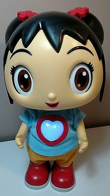 Fisher Price Doll Ni Hao Kai Lan Super Special Friend Heart Lights Up Talk Moves