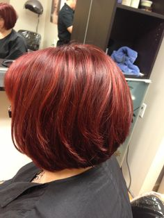 Gayle's latest color!!:)