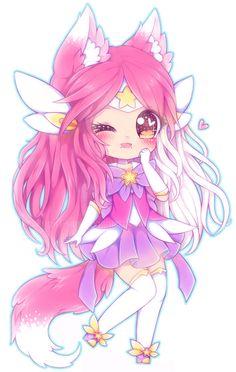 C: iNirvanna by nekogirl-san Anime Neko, Cute Anime Chibi, Kawaii Chibi, Anime Girl Cute, Kawaii Art, Kawaii Anime Girl, Cute Animal Drawings Kawaii, Cute Drawings, Princesas Disney Zombie