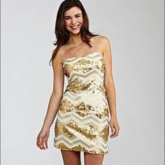 Nwt Sequin Cocktail Dress From Nordstrom