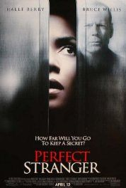 Perfect Stranger movie poster Halle Berry poster, Bruce Willis - 11 x 17 inches Bruce Willis, Emma Willis, Halloween Movies, Scary Movies, Great Movies, Horror Movies, Film Horror, Halle Berry, Perfect Strangers
