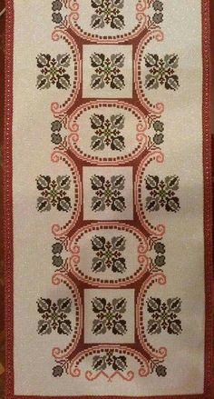 This Pin was discovered by Etl Hand Embroidery Design Patterns, Embroidery Sampler, Embroidery Monogram, Cross Stitch Embroidery, Cross Stitch Designs, Cross Stitch Patterns, Needlepoint Designs, Cross Stitch Flowers, Cross Stitching