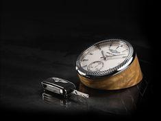 Bentley Desk Clock