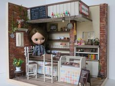 """♪ 1/6 Doll House momoko · Bryce ♪ tart of delicious cafe / [Buyee] """"Buyee"""" Japan Shopping Service 