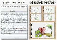 Copie et apprends à dessiner