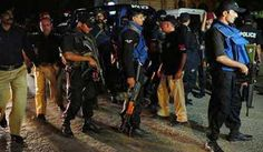Five suspected terrorists gunned down in Lahore