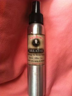 I use this just about everyday. I spray towards my face and breath deeply. I also spray the air, my bed and my body. www.refuahessentialoils.com