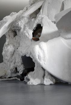Sediments, Sentiments, 2013, Allora e Calzadilla a Palazzo Cusani a Milano, Fondazione Trussardi