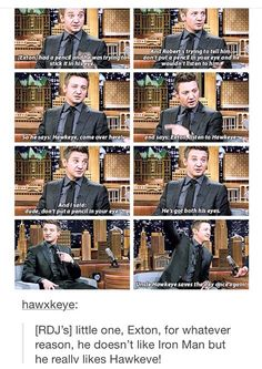 Uncle Hawkeye