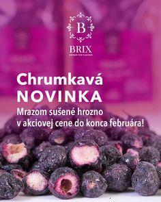 www.brixproducts.com Freeze Dried Fruit, Freeze Drying, Frozen