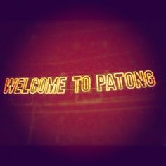 Patong Beach - my favourite place in the world!