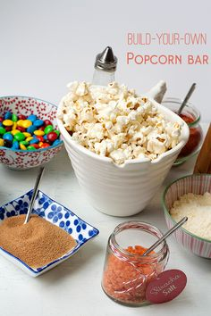 Popcorn Party | Savvy Eats