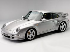 Porsche 911 Turbo S 3.6 Coupe (993) '1997–98