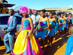 Tsonga Traditional Dress Dresses traditional