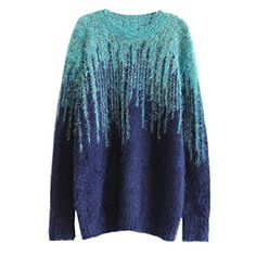 Partiss Womens Mohair Knitwear