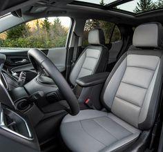 2018 Chevrolet Equinox - color & trim design  | Marfa