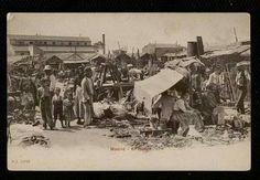 El Rastro, 1905