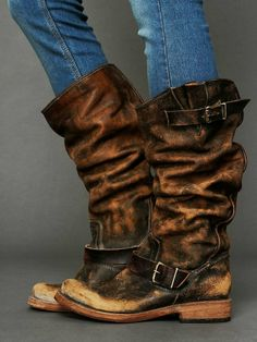 Sweet Alchemy: Going commando.......these boots