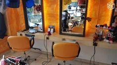 meuble salon de coiffure