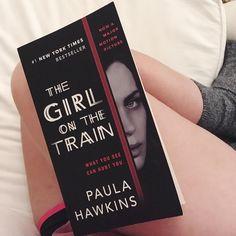 The Girl on the Train by Paula Hawkins // New Orleans Fresh