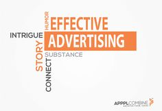 #EffectiveAdvertising Makes People Remember Your Name