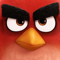 Lots of emotion - but mostly anger - on the official Angry Birds GIPHY channel.