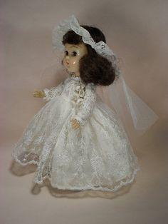 Ginny Bride Doll.