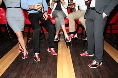 Bowlmor Lanes provides party packages that include up to two and a half hours of bowling, along with customizable food options like pizza cupcakes and beverage menus. Plus, Bowlmor just launched a new online platform for booking its locations across the United States.