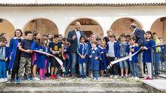 Cinquew News: Parco giochi dell'Annunziata inaugurato e fruibile...