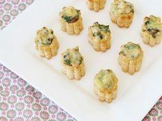 Chicken and Mushroom Vol au Vents Recipe