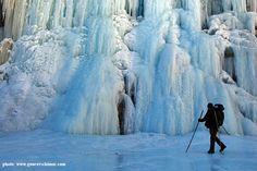 Chadar - The frozen Zanskar River trek