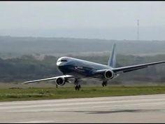 Giant Boeing 767 - RC Jet Turbine Power - Full Flight