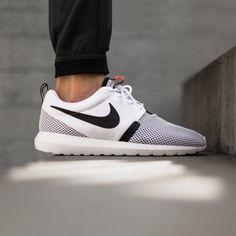 199ed7910e996 Kicks Deals – Official Website Nike Roshe One NM Breeze White Black - Kicks  Deals - Official Website