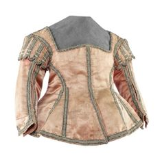 ca 1628 small child's shirt, or bodice, which most likely was worn by Queen Christina at about 2 years of age. Original Owner: Christina of Sweden 17th Century Clothing, 17th Century Fashion, Renaissance Mode, Renaissance Fashion, Vintage Outfits, Vintage Fashion, Queen Christina Of Sweden, Landsknecht, Evolution Of Fashion