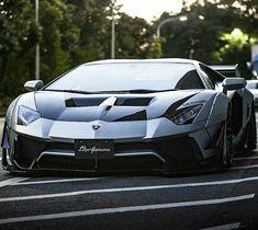 Lamborghini Aventador SV By Liberty Walk Z_litwhips