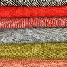#manufakturfink #textildesign #firstcollektion #collektion #colours #knittingmaschine #knitting #weaving Instagram Posts, Textile Design