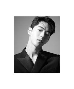 Korean Celebrities, Korean Actors, Man Profile, Nam Joo Hyuk Wallpaper, Nam Joo Hyuk Cute, Nam Joohyuk, Id Photo, Weightlifting Fairy Kim Bok Joo, Boy Idols