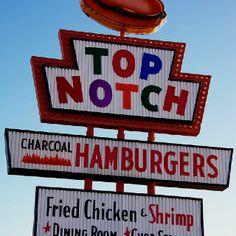 "Austin icon on ""Burgernet"" Road"