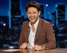 Niall Horan Niall Horan Baby, Naill Horan, Members Of One Direction, One Direction Harry Styles, One Direction Pictures, James Horan, Larry, Jimmy Kimmel Live, Irish Boys