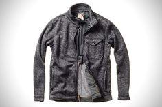 Relwen Tweed Fleece