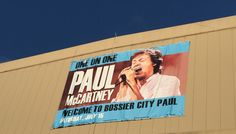 Sir Paul McCartney delights fans of all ages in Bossier