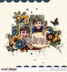 Everything Changes - River~Rose Designs; Crystal's Layered Templates - Set 2 - Crystal Livesay