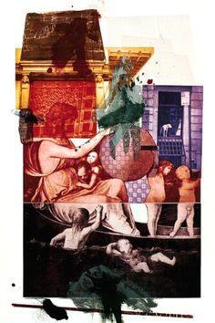 Robert Rauschenberg - Historia del Arte Pop