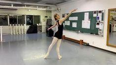 Ballet Gif, Ballet Dance Videos, Dance Tips, Dance Choreography Videos, Dance Poses, Ballet Dancers, People Drawings, Easy Drawings, Pencil Drawings