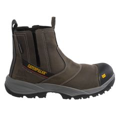 Caterpillar Jointer Leather Work Boots (For Men) - Save 39%